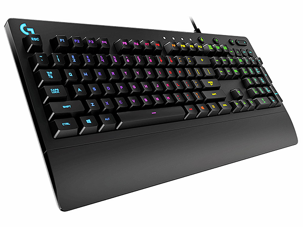 (920-008092) Клавиатура Logitech Gaming Keyboard G213 Prodigy logitech g213 prodigy gaming keyboard with 16 8 million lighting colors