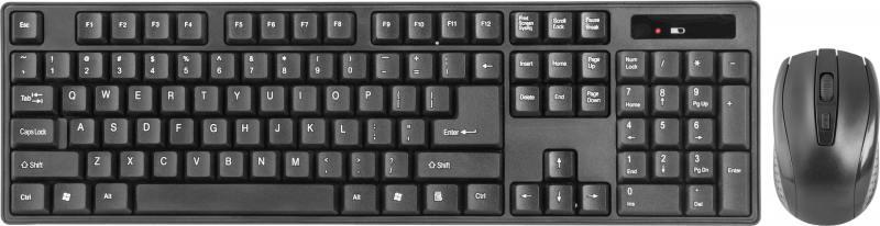 Комплект Defender C-915 черный USB 45915