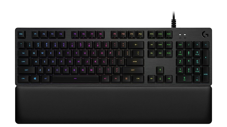 (920-008856) Клавиатура Logitech RGB Mechanical Gaming Keyboard G513 LINEAR SWITCH велосипед stels miss 8100 2013