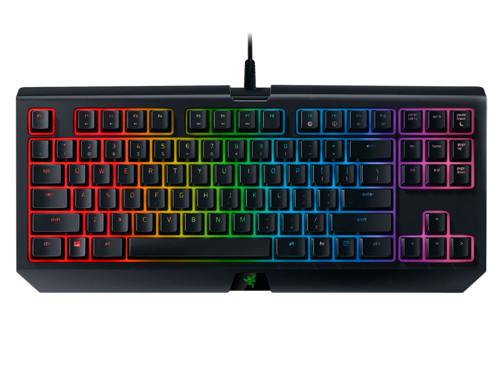 лучшая цена BlackWidow Tournament Chroma V2