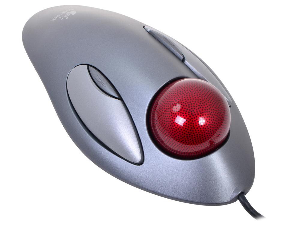 Трекбол (910-000808) Logitech TrackMan® Marble®