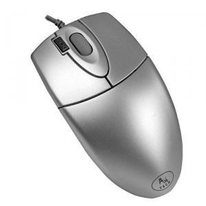Картинка для Мышь A4-Tech OP-620D (Silver) оптическая USB