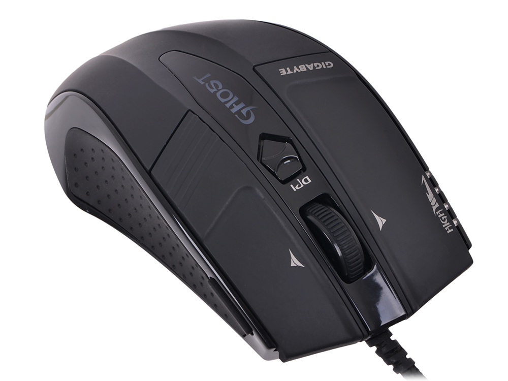 Мышь Gigabyte GM-M8000X Laser Gaming Black USB мышь проводная gigabyte gm m5050x 546823 usb