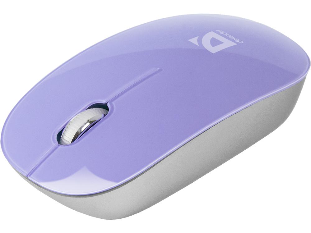 Мышь Defender  Laguna MS-245 синий,3 кнопки,1000dpi