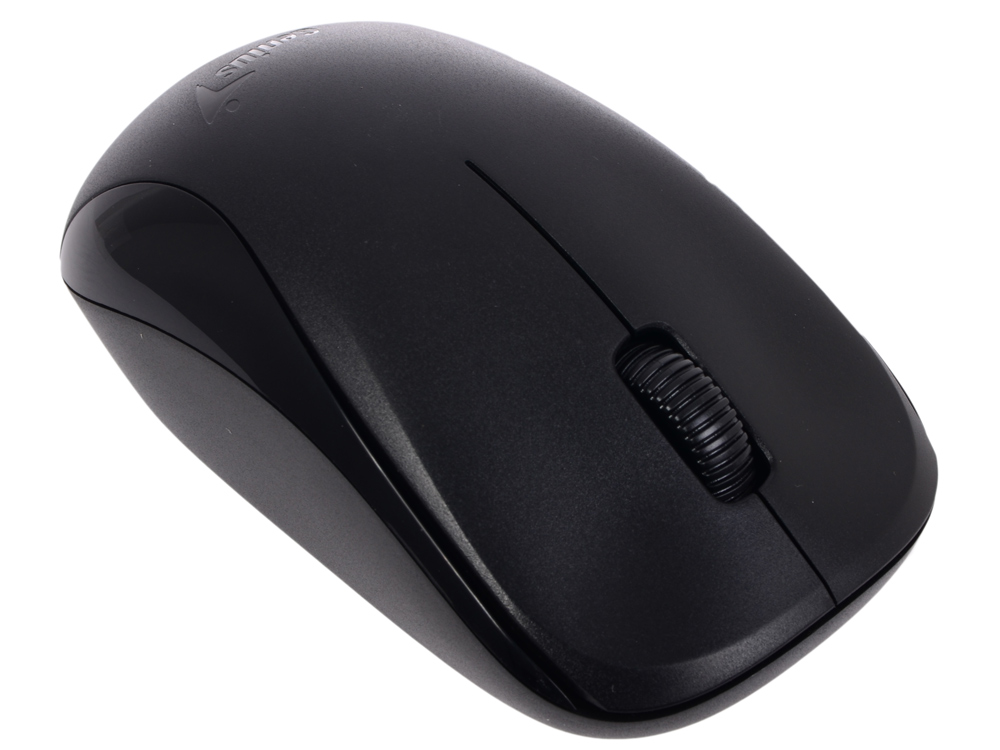 Мышь Genius NX-7000 (G5 Hanger),  беспроводная 2,4ГГц, 1200dpi, Black