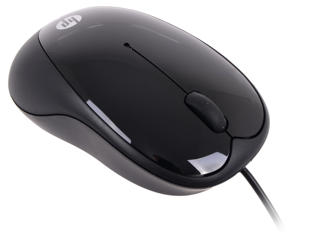 Мышь HP X1000 Mouse (H2C21AA#ABB) мышь hp wireless mouse x3000 sunset red n4g65aa abb