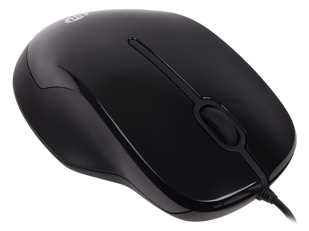Мышь HP Mouse X1500 (H4K66AA#ABB) мышь hp x1200 wired black h6e99aa