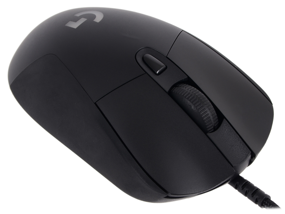 Мышь (910-004824) Logitech Gaming Mouse G403 USB 200-12000dpi Prodigy logitech g403 prodigy wireless gaming mouse with high performance gaming sensor