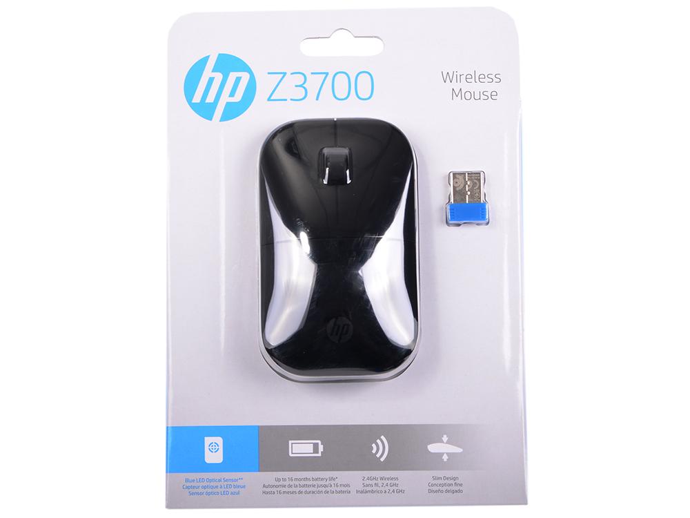 Купить Мышь Беспроводная Hp Z3700 Чёрный Usb V0L79Aa
