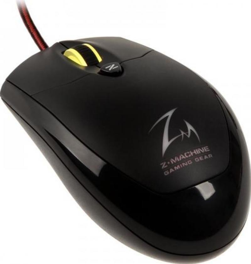 все цены на Мышь проводная Zalman ZM-M600R чёрный USB онлайн