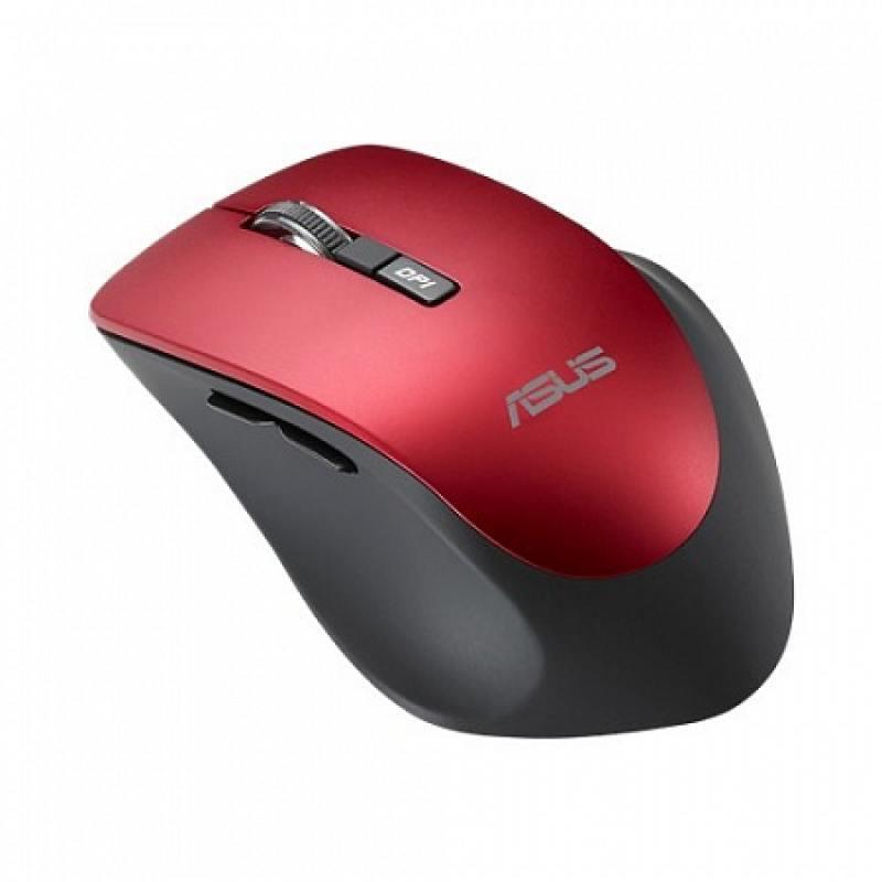 все цены на Мышь беспроводная ASUS WT425 красный USB + Bluetooth 90XB0280-BMU030 онлайн