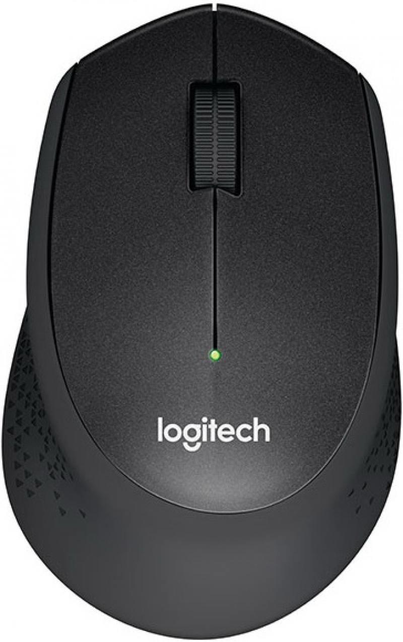 Фото - Мышь беспроводная Logitech B330 Silent Plus чёрный USB 910-004913 беспроводная bluetooth колонка edifier m33bt