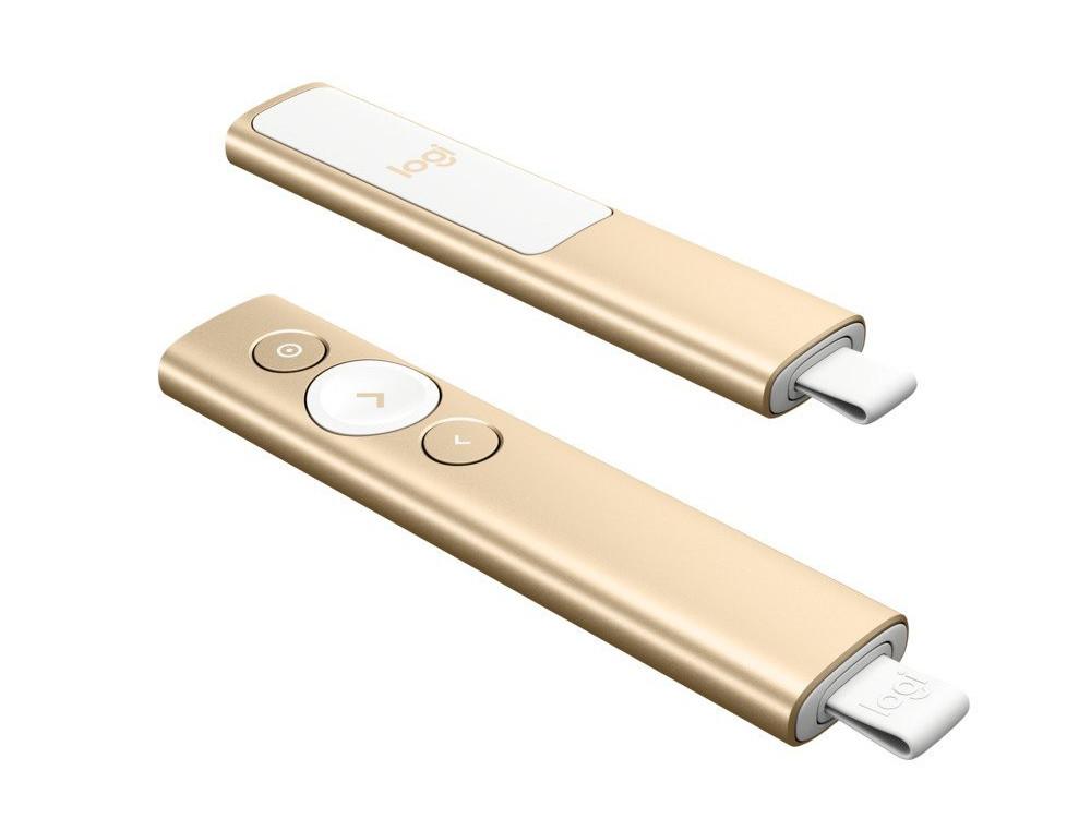 Презентер (910-004862) Logitech Spotlight (TM) Presentation Remote GOLD