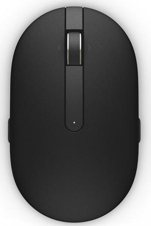 Мышь беспроводная DELL WM326 чёрный USB 570-AAMI мышь dell wm326 570 aami 570 aami