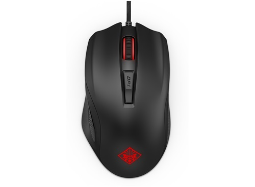 Мышь HP OMEN 600 Mouse Black 1KF75AA#ABB мышь hp x1200 wired blue mouse h6f00aa abb