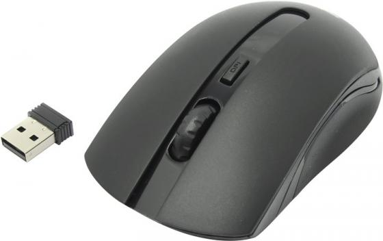 Мышь беспроводная Smartbuy ONE 342AG черная [SBM-342AG-K] smartbuy sbm 326ag k black беспроводная мышь