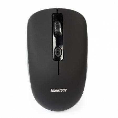 Мышь беспроводная Smartbuy ONE 345AG черная [SBM-345AG-K]