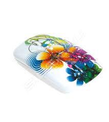 лучшая цена Мышь беспроводная Smartbuy 327AG принт Цветы [SBM-327AG-FL-FC]