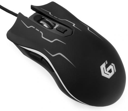 цена на Мышь проводная Gembird MG-540 чёрный USB