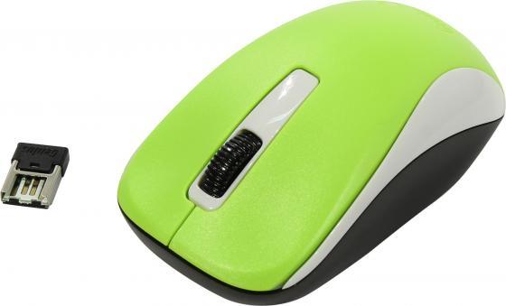 Мышь беспроводная Genius NX-7005 Green USB