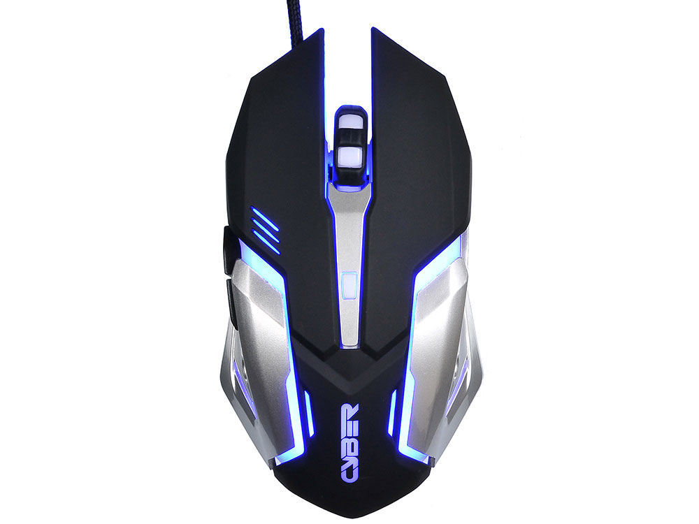Oklick 855G gaming mouse oklick 855g cyber