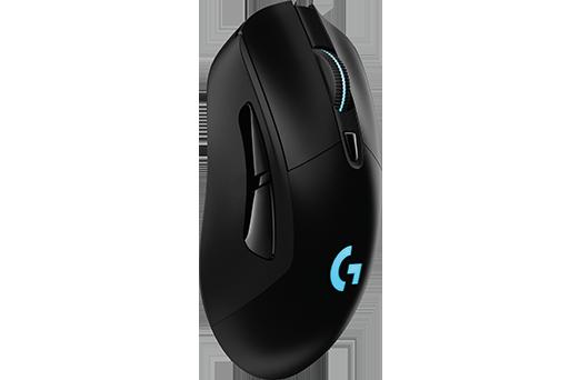Мышь (910-005093) Logitech G703 Wireless Gaming Mouse LIGHTSPEED 12000dpi logitech g403 prodigy wireless gaming mouse with high performance gaming sensor