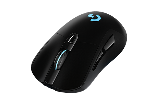 Мышь (910-005093) Logitech G703 Wireless Gaming Mouse LIGHTSPEED 12000dpi мышь logitech g603 wireless gaming mouse lightspeed 910 005101 910 005101