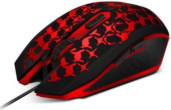 Мышь проводная Sven RX-G930 чёрный USB sven мышь sven rx 160 usb черный usb