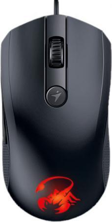 Мышь проводная Genius X-G600 чёрный USB мыши genius проводная оптическая мышь dx 130