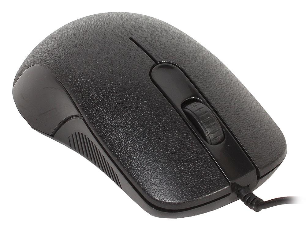 Мышь CBR CM 105 Black, оптика, 1200dpi, офисн., провод 1,8м, USB мышь cbr cm 112 blue оптика оптика 1200dpi офисн провод 1 1 метра usb