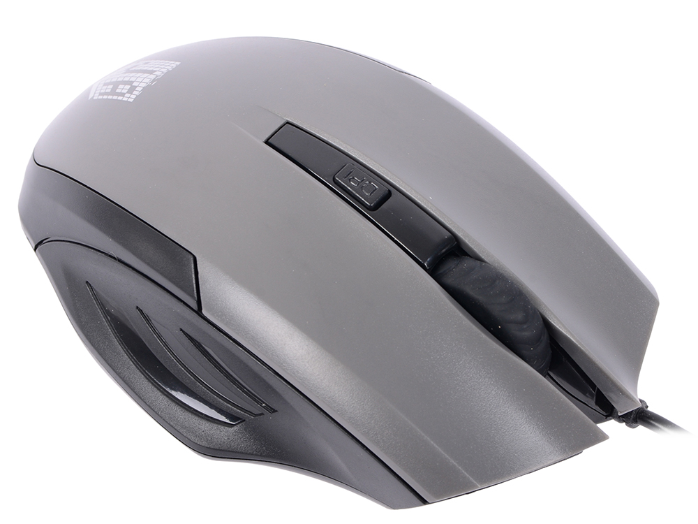 Проводная мышь Jet.A Comfort OM-U54 серая (800/1200/1600/2400dpi, 5 кнопок, USB) rxe x6 usb 2 0 wired gaming optical 800 1600 2400dpi mouse white