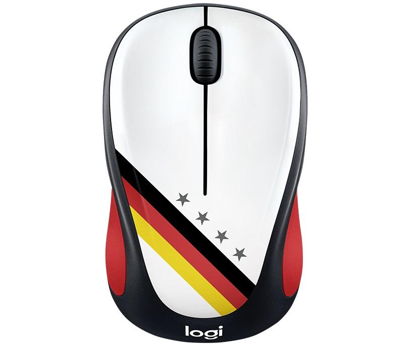 все цены на Мышь беспроводная Logitech M238 Germany USB оптическая, 1000 dpi, 3 кнопки + колесо онлайн