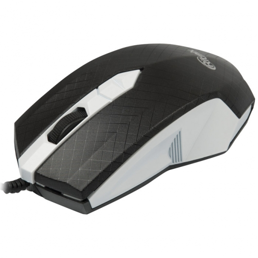 Мышь Ritmix ROM-202 White USB оптическая, 1000 dpi, 2 кнопки + колесо ritmix rom 202 blue мышь