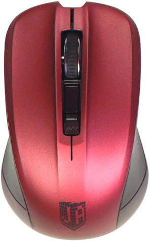 Беспроводная мышь Jet.A Comfort OM-U36G красная (800/1200/1600 dpi, 3 кнопки, USB) rajfoo usb 2 0 wired 800 1200 1600 2400dpi gaming led mouse black 140cm cable