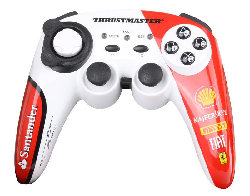 Геймпад Thrustmaster Alonso Wireless Gamepad Rtl (2960731)