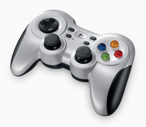 Геймпад (940-000145) Logitech Gamepad Wireless  F710 (G-package)