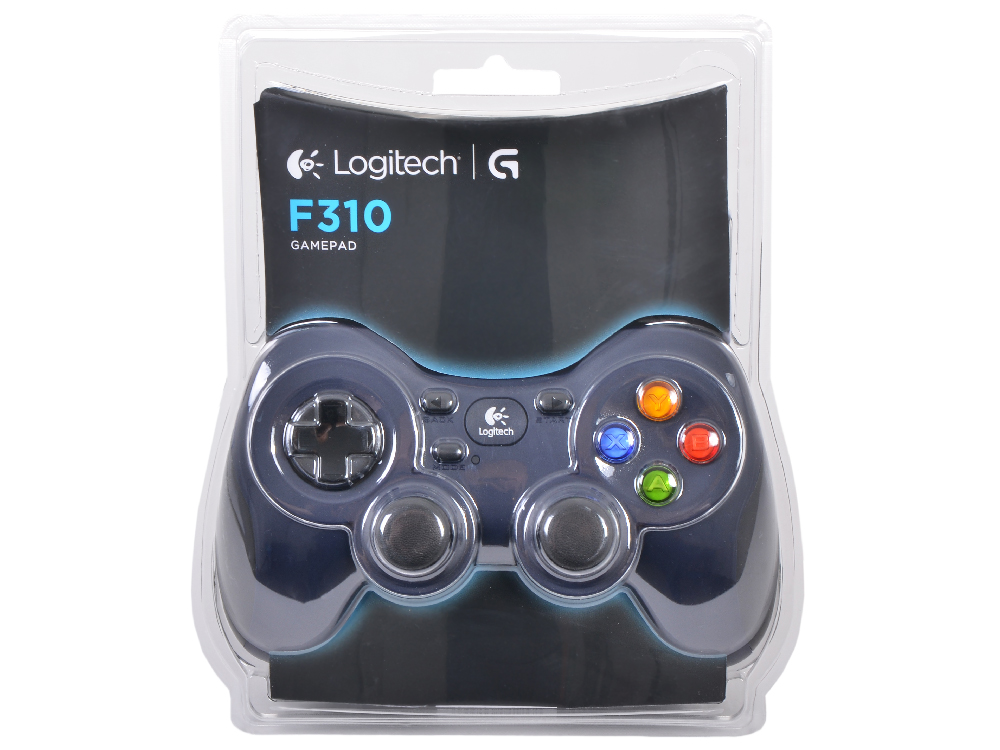 Logitech Gamepad F310 дредноут yamaha f310