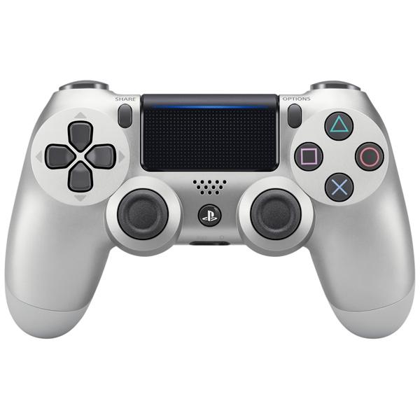Геймпад Sony Dualshock 4 DS4 GTS для Sony PlayStation 4 белый + Игра Gran Turismo Sport игровая приставка sony playstation 4 1tb gran turismo sport специальное издание