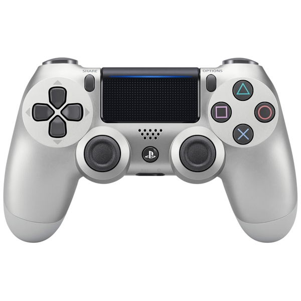 Геймпад Sony Dualshock 4 DS4 GTS для Sony PlayStation 4 белый + Игра Gran Turismo Sport приставка sony playstation 4 slim 1tb fifa18