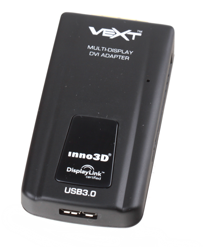 Графический адаптер Inno3D VEXT 3XD-DVI