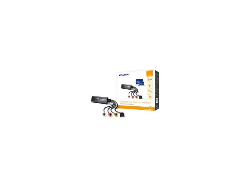 ТВ-тюнер внешний USB AVerMedia DVD EZMaker 7 тюнер avermedia td310