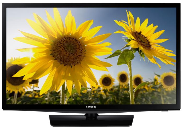 Телевизор Samsung UE19H4000AK телевизор samsung 28ф 4000