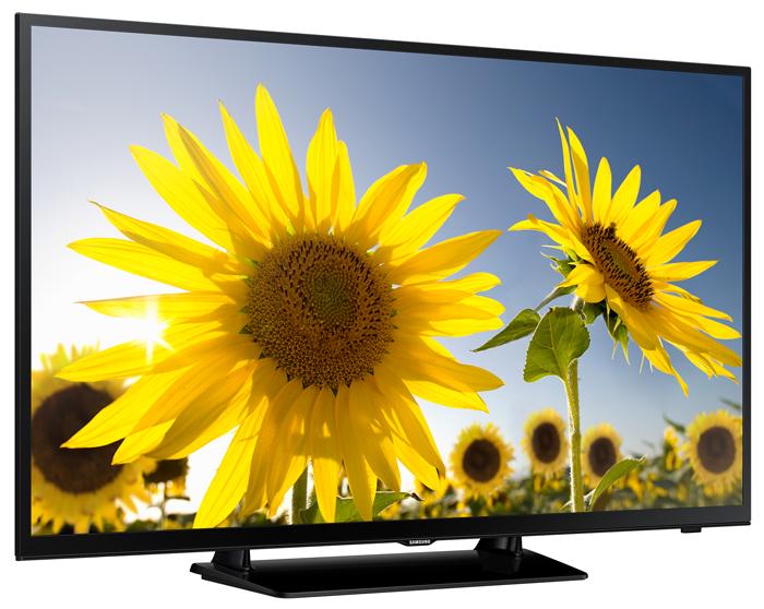 Телевизор Samsung UE24H4070AU жк телевизор samsung hg40ed450 black