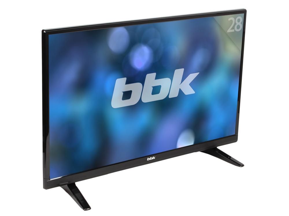 Телевизор BBK 28LEM-1019/T2C