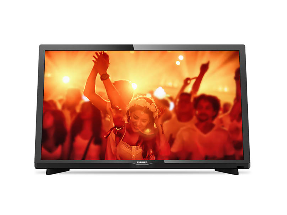 Телевизор LED 22 Philips 22PFT4031/60 Full HD телевизор philips 32pht4100 60 hd pmr 100 черный