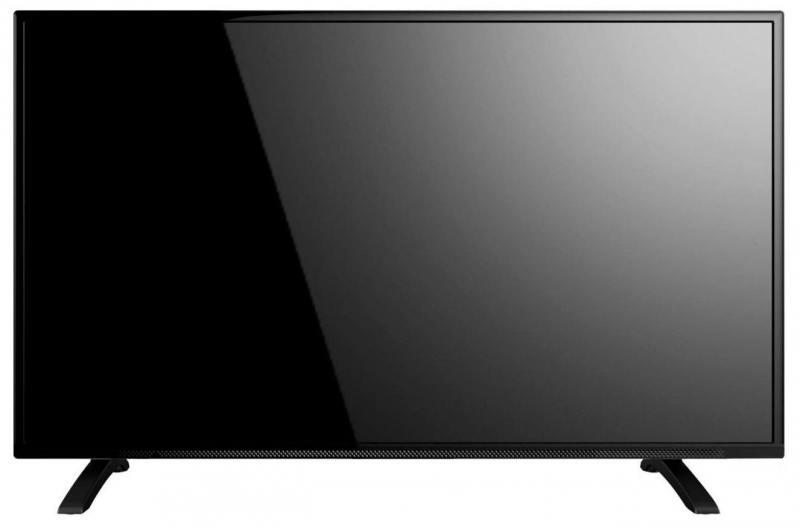 Телевизор Erisson 58LES76T2 LED 58 Black, 16:9, 1920x1080, 5000:1, 280 кд/м2, USB, VGA, 3xHDMI, DVB-T, T2, C, S2
