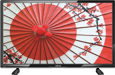 Телевизор Akai LEA-24K39P LED 24 Black, 16:9, 1366x768, 1000:1, 160 кд/м2, AV, USB, HDMI, VGA, Cl, DVB-T, T2, C, S2 akai mpc 1000 в петербурге
