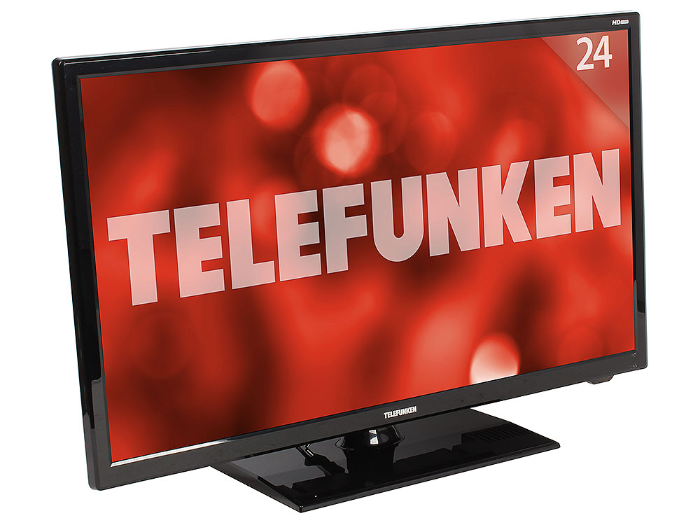 Телевизор TELEFUNKEN TF-LED24S48T2 телевизор telefunken tf led32s40t2