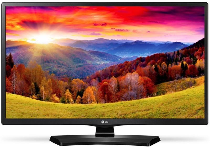 Телевизор LED 24 LG 24MT49VF-PZ черный 1366x768 USB HDMI