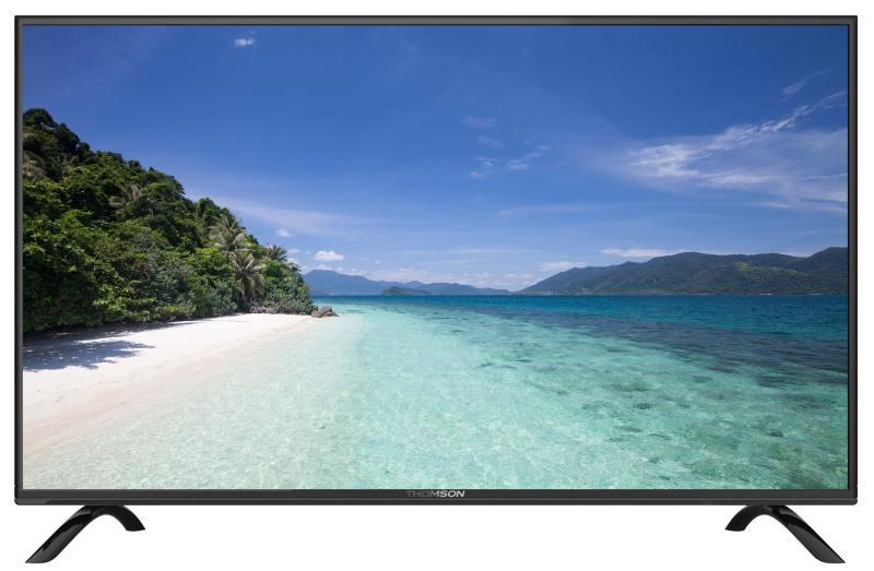 Телевизор Thomson T40D21SF-01B LED 40 телевизор thomson t43d19sfs
